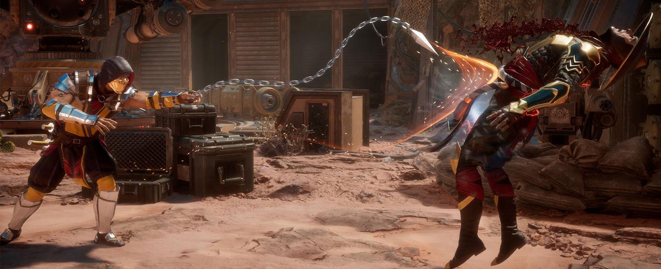 Mortal Kombat 11, il nuovo capitolo del picchiaduro convince con un'ottima grafica ed un buon gameplay