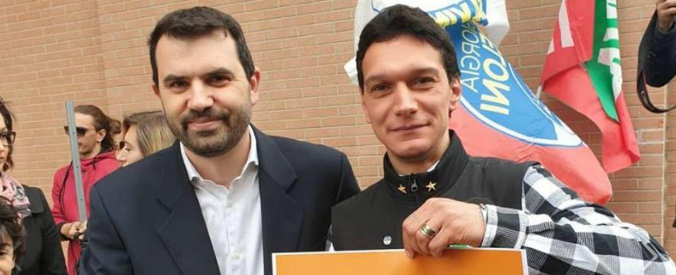 """Fidenza, candidato di Fratelli d'Italia vuole """"più sicurezza"""". Ma ha commesso 40 reati tra furti, danni e incendi: ritirato"""
