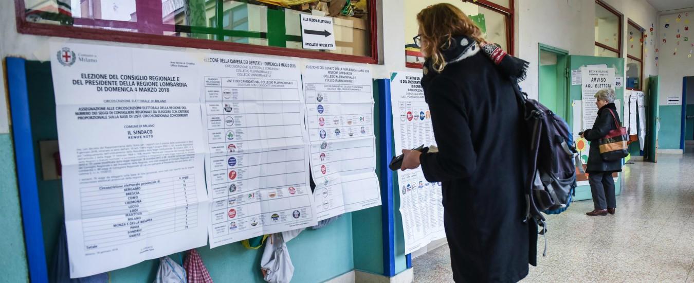 Elezioni europee 2019, capilista e candidati nella circoscrizione Isole