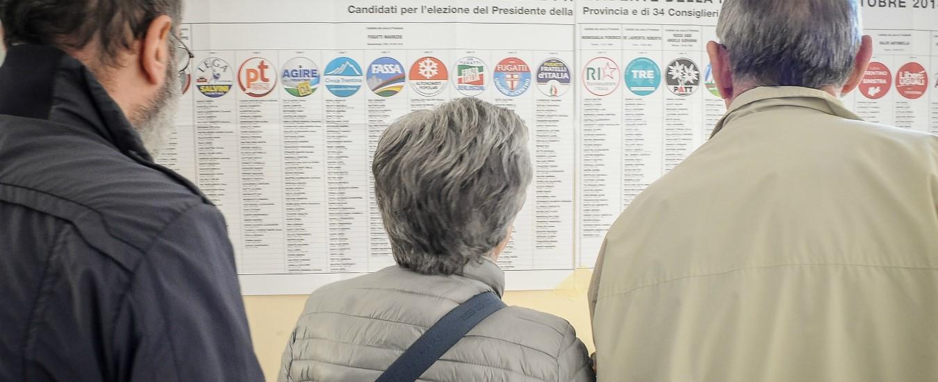 Elezioni europee 2019, capilista e candidati nella circoscrizione Centro