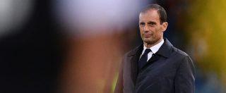 Juventus, Allegri non è più l'allenatore dei bianconeri: divorzio dopo cinque anni