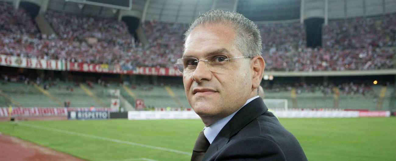 """Trani, """"affari con il Comune in cambio di sponsor alla squadra locale"""": arrestato ex patron del Bari, indagato il sindaco Pd"""