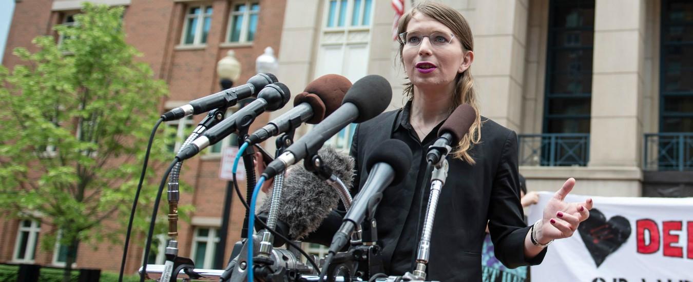 """Manning non testimonia su Wikileaks e torna in carcere: """"Meglio morire di fame"""""""