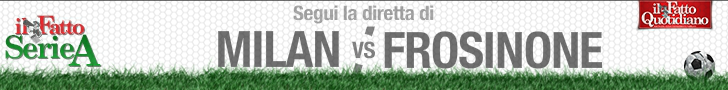 MILAN-FROSINONE