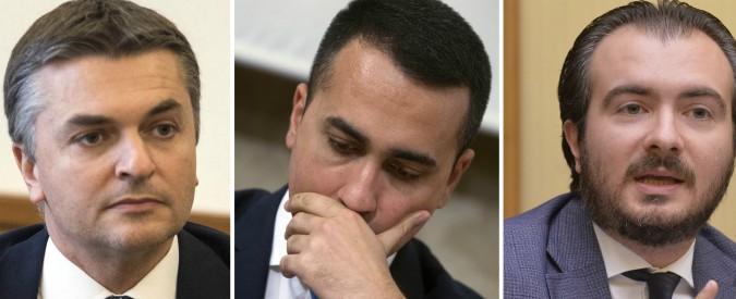 """Governo, Di Maio: """"Rixi condannato? Dovrà essere allontanato"""". Molinari (Lega): """"Così è complicato andare avanti"""""""