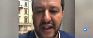 """Migranti, Salvini: """"Sea Watch non arriverà in Italia. Non c'è presidente del consiglio o ministro che tenga"""""""
