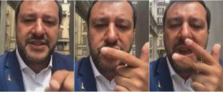 """Dl sicurezza bis, Salvini: """"Mi auguro che nessun ministro M5S perda tempo. Se non viene approvato lunedì mi arrabbio"""""""