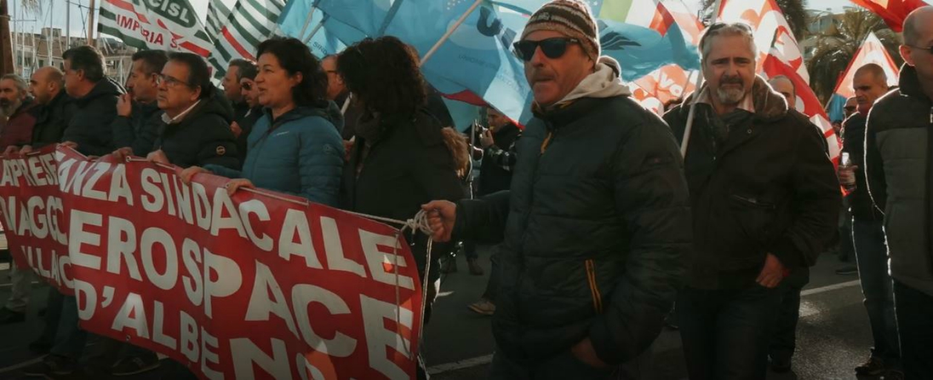 A Savona nell'area di 'crisi complessa'. Qui l'industria scompare e la gioventù parte o vivacchia
