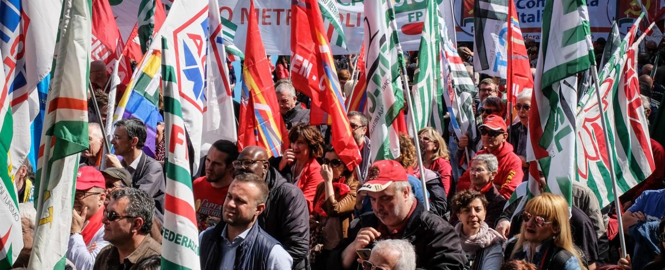 I sindacati si battano per un salario legato alla green economy