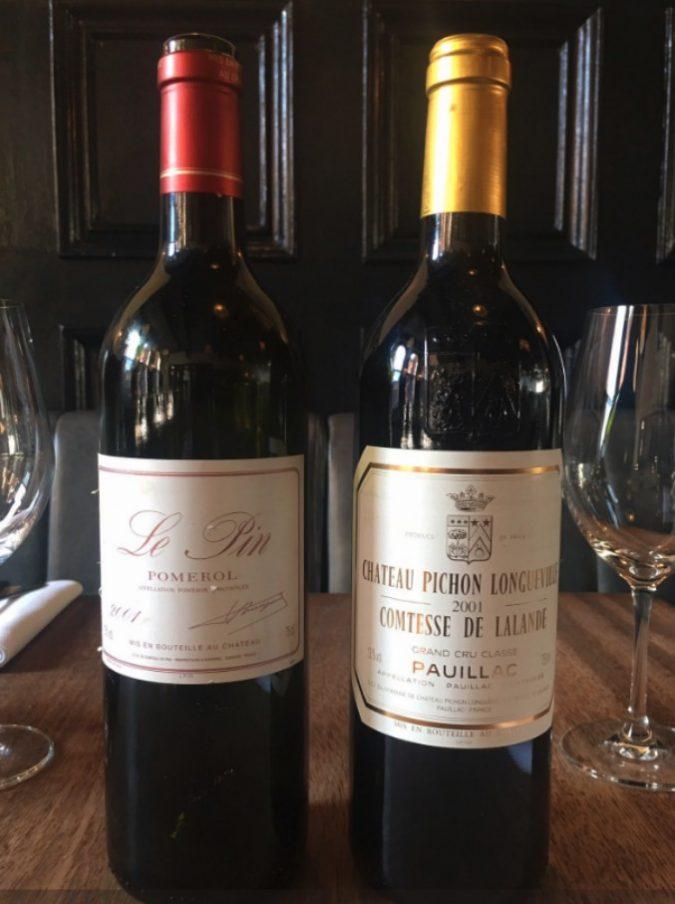 Ordina un vino rosso e per sbaglio gliene arriva uno da 5mila euro