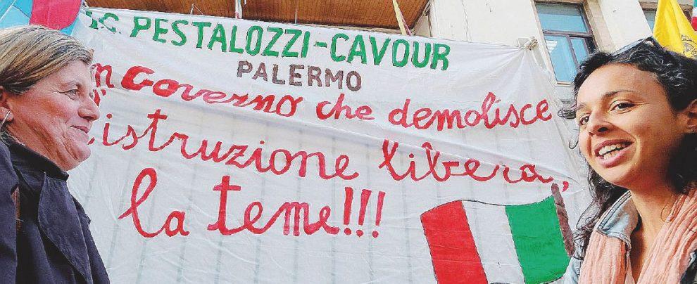 Prof sospesa, pure Salvini mette Bussetti all'angolo