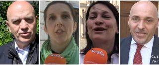 Europee, i partiti si presentano tra appelli e gag davanti alle telecamere: lo speciale di Vista