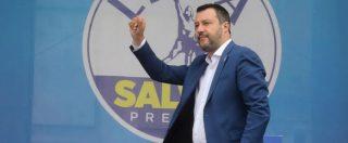 """Salvini e i sovranisti europei a Milano. Il ministro: """"Se Lega sarà prima in Ue tasse al 15% per tutti e stop ai migranti"""""""