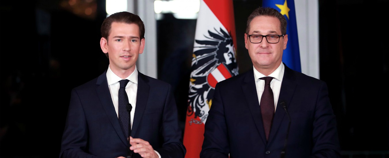 Austria, legami tra ultradestra di governo e russi su media e appalti: tutto in video. Si dimette vicecancelliere, voto anticipato