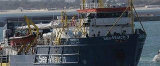 """Sea Watch, Onu all'Italia: """"Faccia sbarcare i migranti, è obbligo sancito dalle norme internazionali"""""""