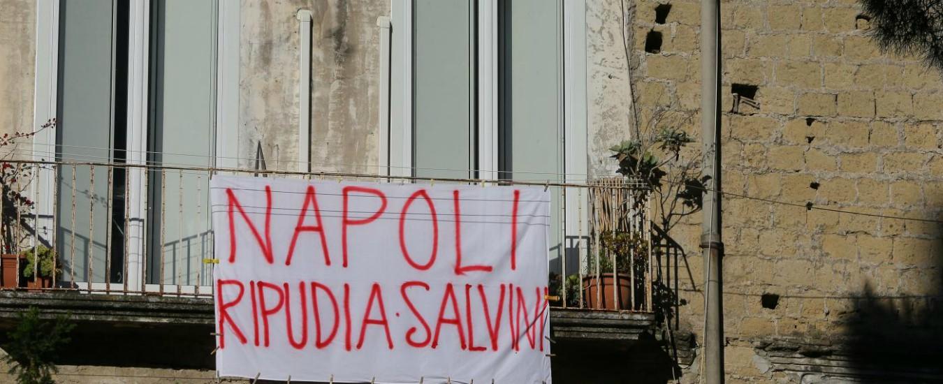 Napoli, Salvini invoca un piano contro le mafie. Ma qui è saltata ogni logica criminale