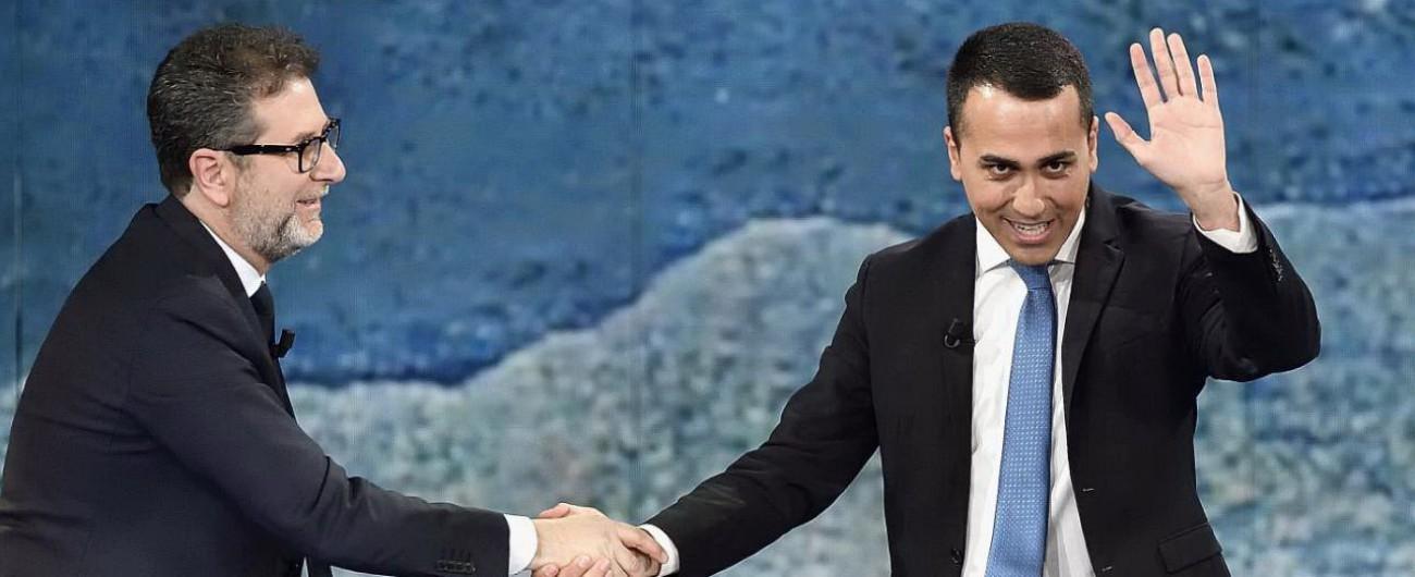 Governo, Di Maio: 'Se viceministro Rixi sarà condannato M5s chiederà rimozione'