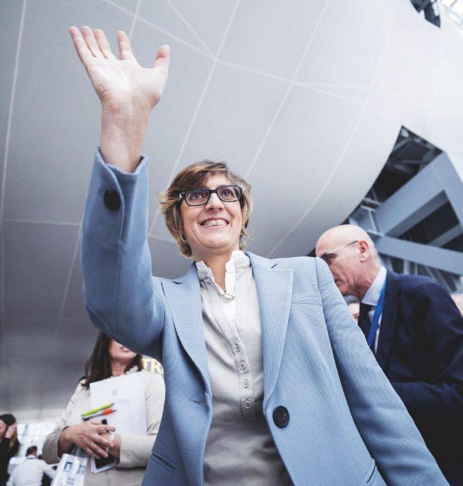Giulia, l'avvocato che si fece ministro (e ancora avvocato)
