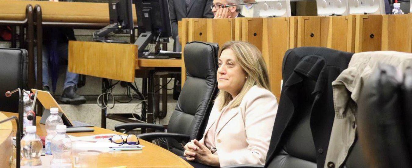 """Caso Marini, Zingaretti: no a dimissioni è un """"errore politico, sono arrabbiato"""". Lei: """"Affermazioni gravi. Ma mi dimetterò"""""""