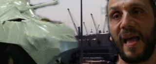 """Nave saudita carica di armi a Genova, i portuali: """"Non deve attraccare, è un problema che coinvolge tutta la città"""""""