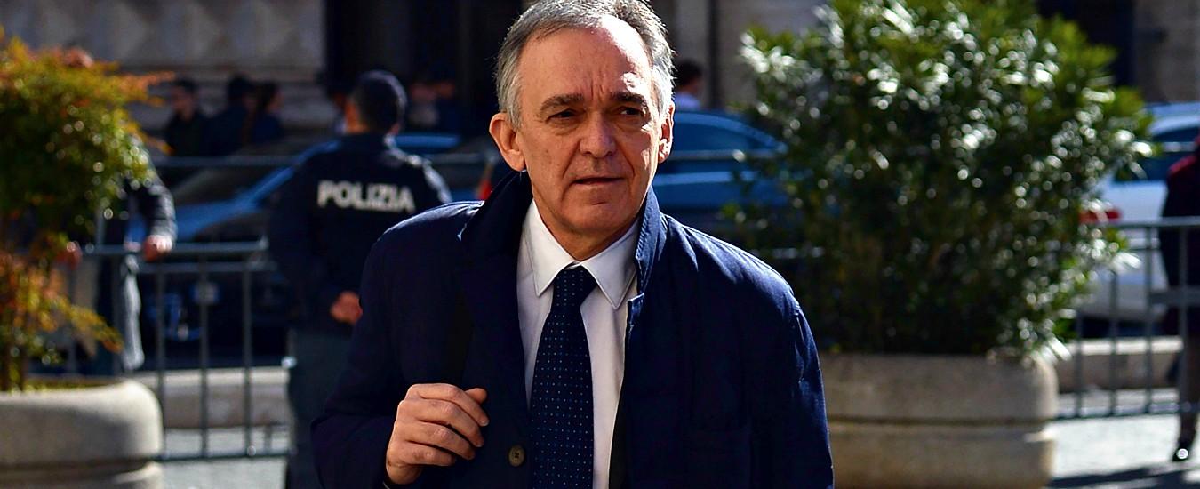 """Enrico Rossi, il governatore toscano lascia Mdp e torna nel Pd: """"Uscire fu sbagliato"""""""
