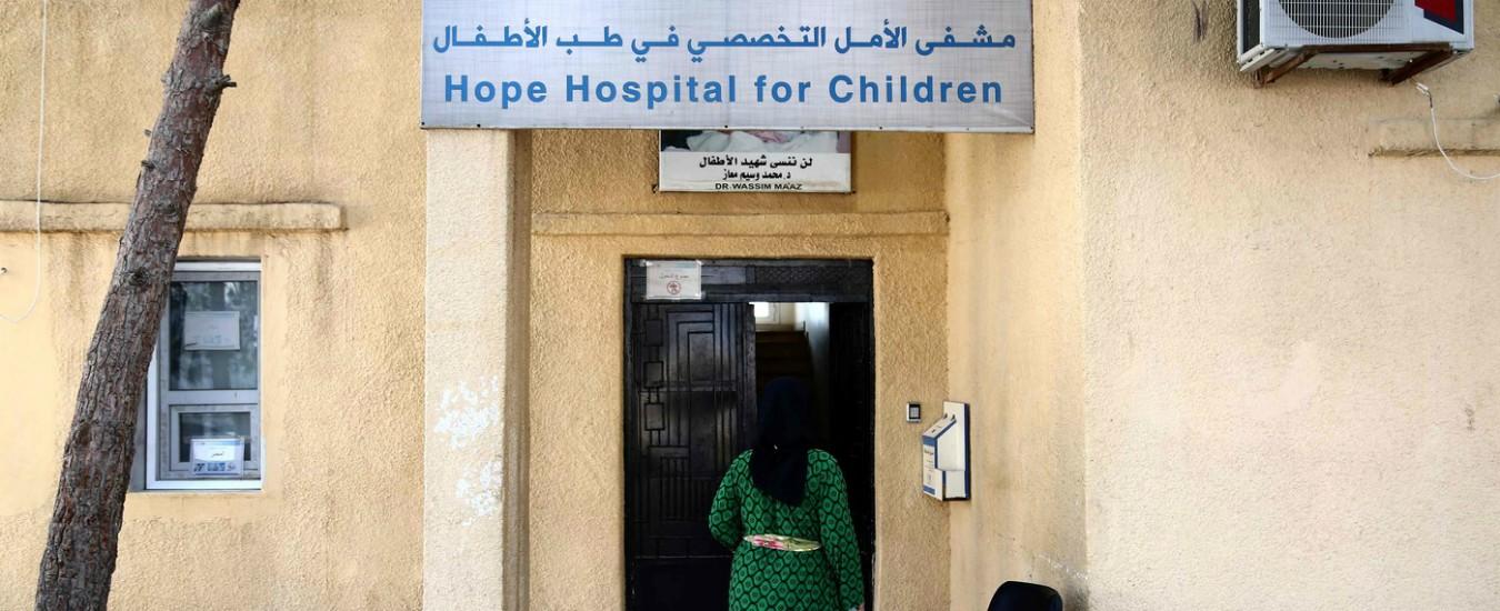 Siria, gli attacchi agli ospedali sono frutto di una precisa strategia di guerra