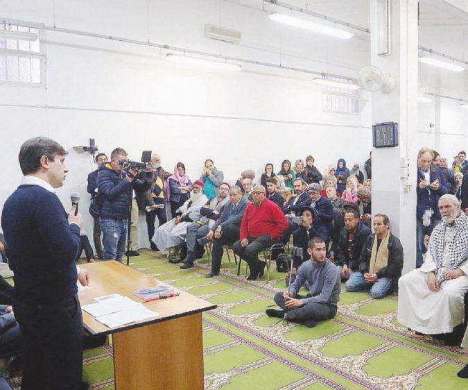 Le crociate, da Pisa a Firenze: Lega e Pd contro la moschea