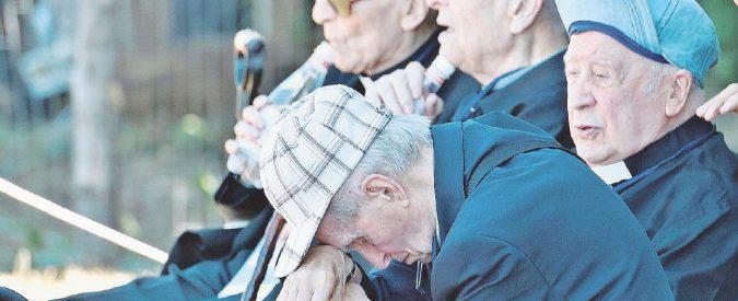 """Piero Angela: """"Il calo demografico ci condanna a una società fatta di soli vecchi"""""""