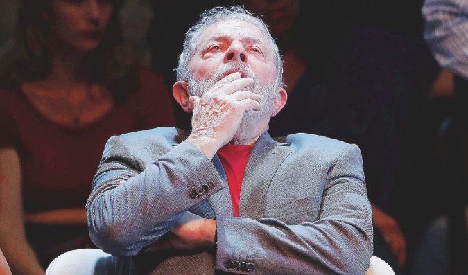 """Lula: """"Da questa cella combatto per il mio Brasile"""""""