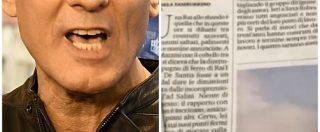 """Rai, l'ironia di Fiorello: """"17mila euro per 2 minuti? Troppo pochi. Se sto lontano dal servizio pubblico un motivo c'è"""""""