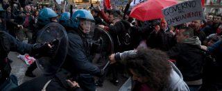 """Firenze, manifestante anti Salvini: """"Forze dell'ordine mi hanno minacciata di infilarmi un manganello nell'ano"""""""