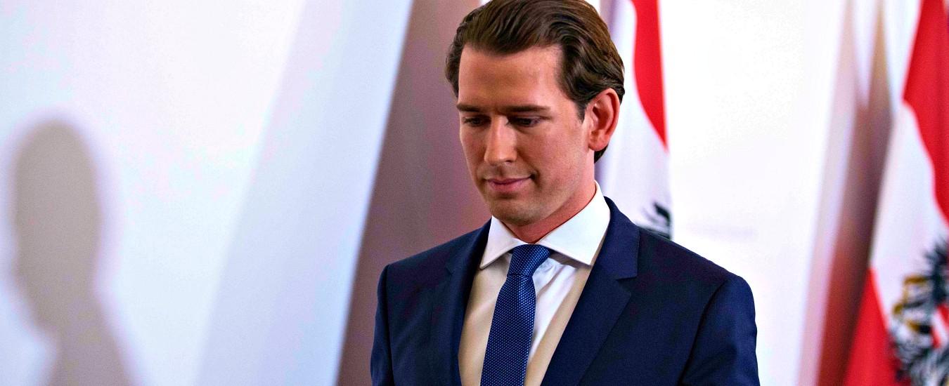 Austria, cade governo Kurz: si dimettono tutti i ministri dell'ultradestra di Fpö