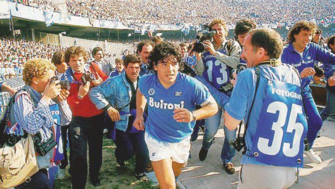 Maradona è megl 'e Dardenne
