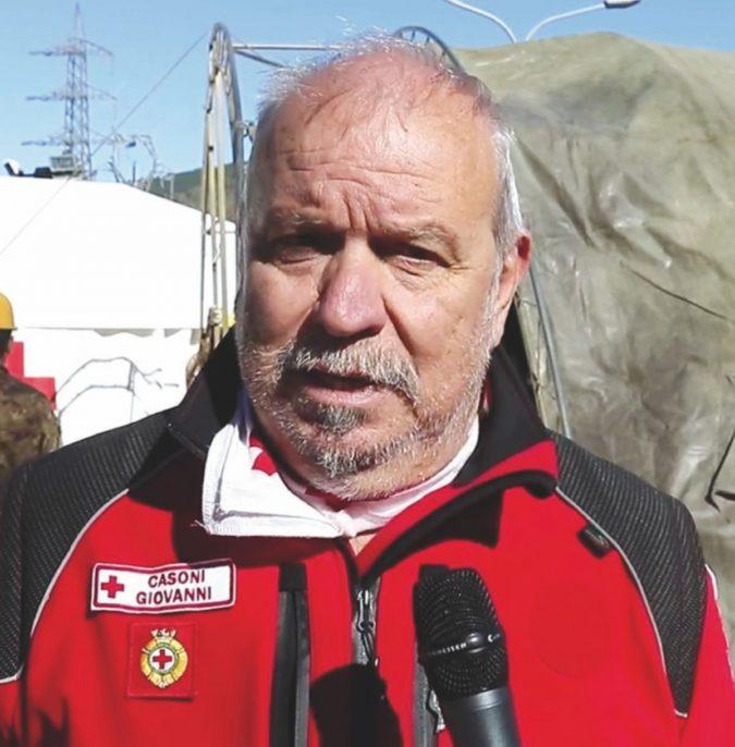 """La Croce rossa italiana caccia il leghista che """"confondeva"""" affari e doni post-sisma"""