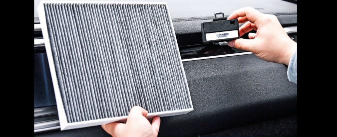Hyundai Smart Air Purification, e la polvere finisce fuori dall'abitacolo