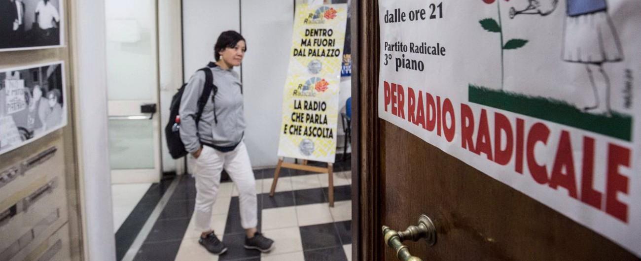 Radio Radicale, stop alla proroga della convenzione con il Mise: non ammesso l'emendamento per salvare l'emittente
