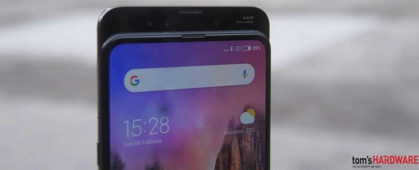 Xiaomi Mi MIX 3 con connettività 5G arriva in Italia a 699 euro
