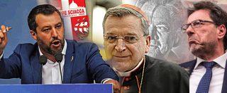 """Fondazione Sciacca: la onlus """"catto-sovranista"""" in cui si incontrano Salvini, monarchici, ultradestra e nemici del Papa"""