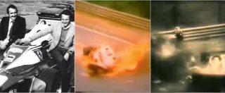 Niki Lauda e l'inferno del Nurburgring, le immagini dell'incidente del 1976 che ha segnato la vita del pilota
