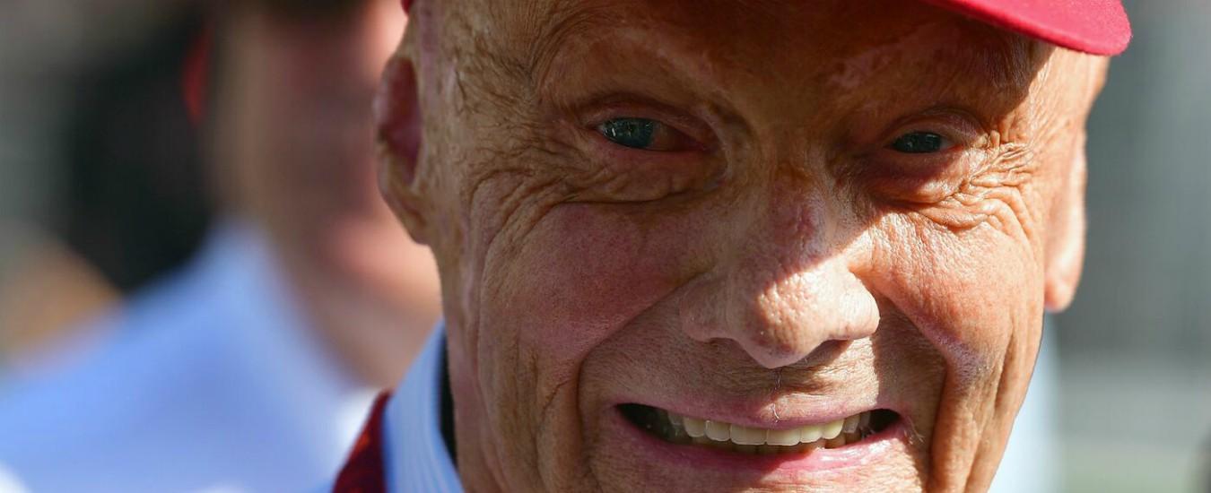 Formula 1, Niki Lauda era un supereroe