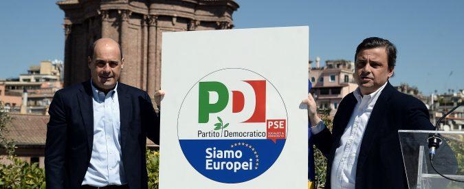 Europee, il vero voto utile è non votare Pd. Ed è l'ultima chiamata prima del buio assoluto