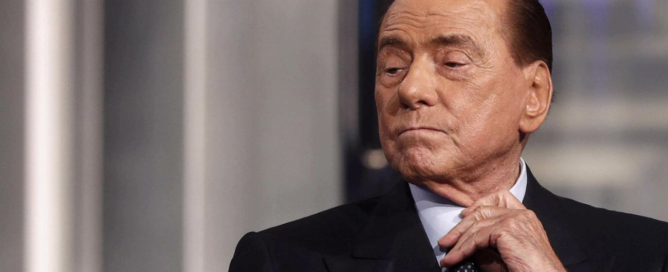 """Berlusconi: """"Salvini non ha mai lavorato, è un politico di professione. Iniziò come comunista padano in consiglio comunale"""""""