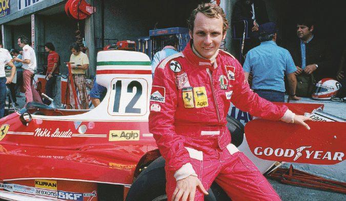 Niki Lauda, l'uomo nato pilota diventato leggenda (già in vita)