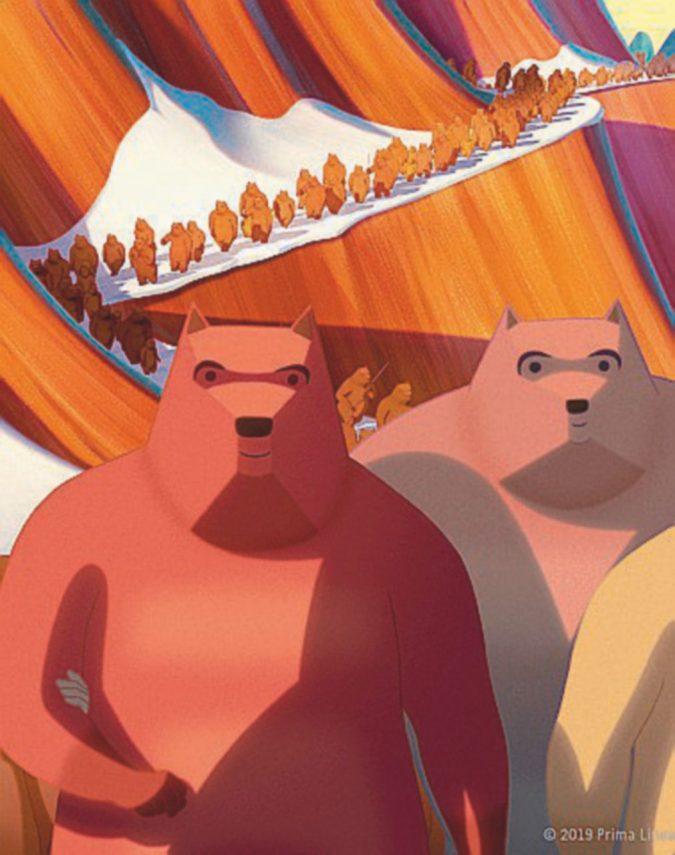 Gli orsi erano stranieri in Sicilia