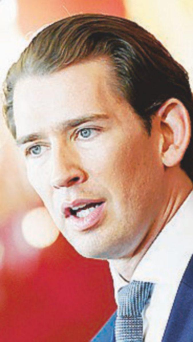 """Austria, Kurz spera nel governo tecnico dopo il """"caso russo"""""""