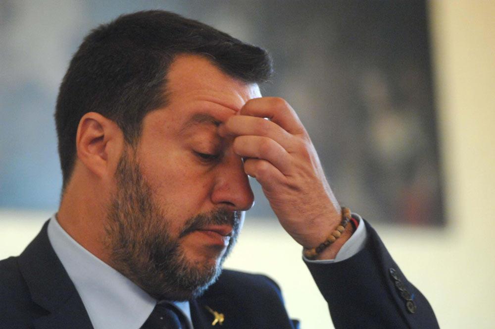 """In Edicola sul Fatto Quotidiano del 22 Maggio: L'appello della Cei: """"Votate tutti tranne Salvini"""""""