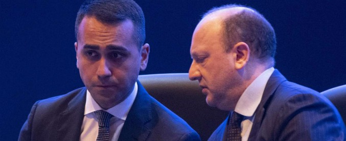 """Confindustria, Boccia: """"Parole che creano sfiducia contro interesse nazionale"""". Di Maio: """"Da me nessun no pregiudizievole"""""""