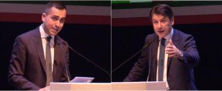 """Di Maio a Confindustria: """"Da me nessun no pregiudizievole"""". E Conte: """"Con nuovi provvedimenti economia crescerà"""""""