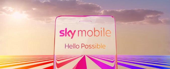 Sky punta alla telefonia mobile. E il mercato è a una svolta