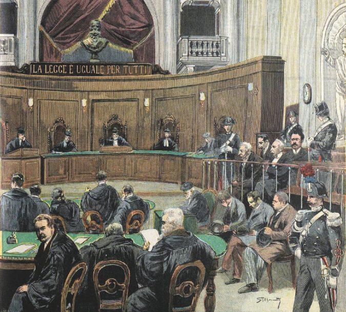 L'Italia tangentara iniziò con lo Stato unitario